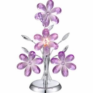 GLOBO PURPLE 5146 Stolní lampa