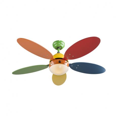 Globo 03180 Farebný ventilátor