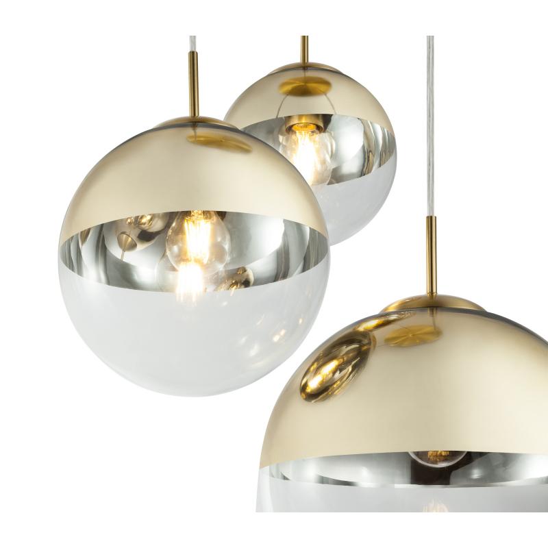 GLOBO VARUS 15855-3 Závesné svietidlo