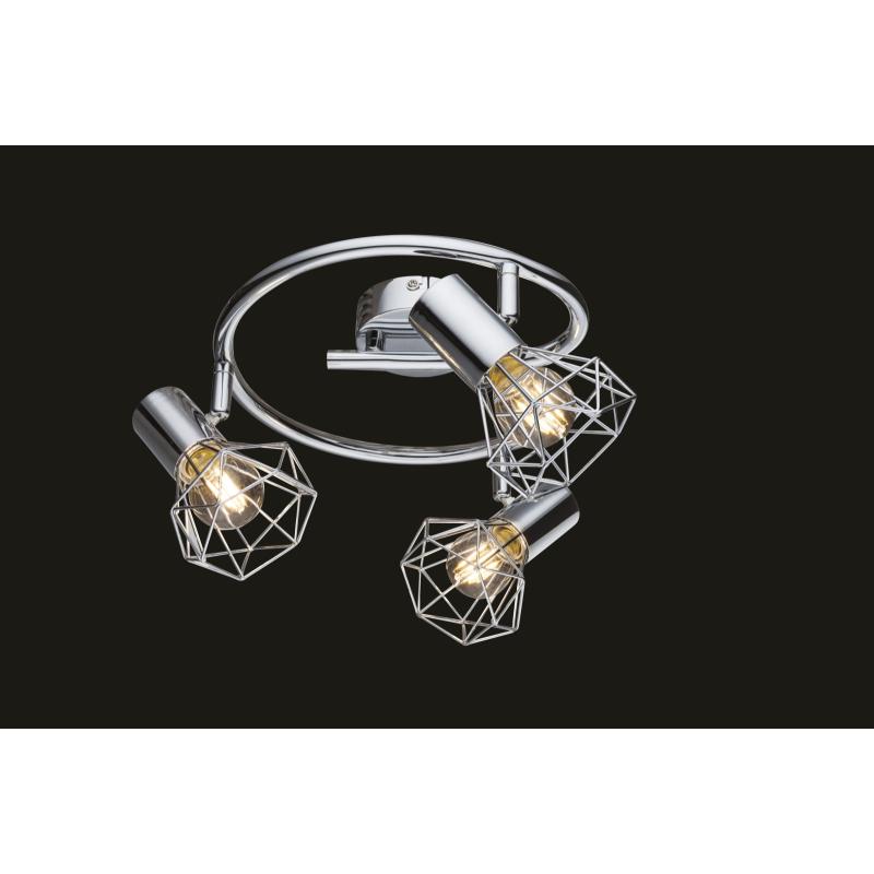 GLOBO XARA I 54802-3 Bodové svietidlo