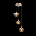 GLOBO NEVIS 69030-3H Závesné svietidlo