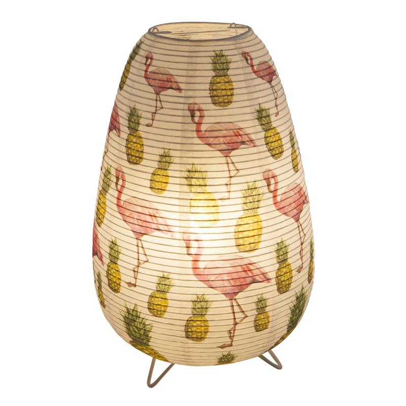 GLOBO FLAMANT 16921T Stolová lampa
