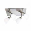 GLOBO FRANK 5451-4 Bodové svietidlo