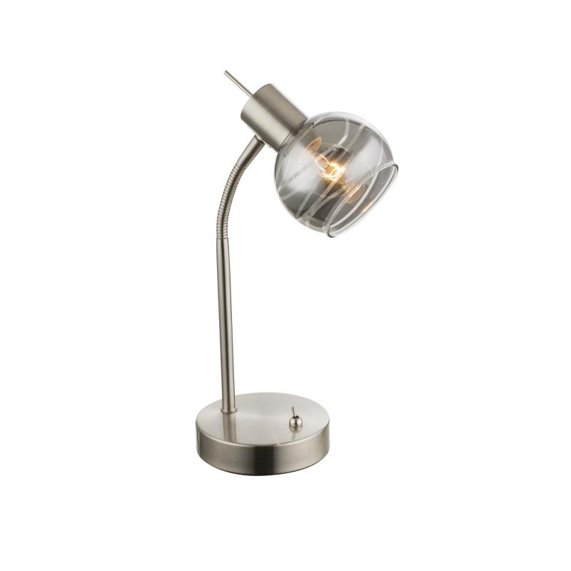 GLOBO ROMAN 54348-1T Stolová lampa