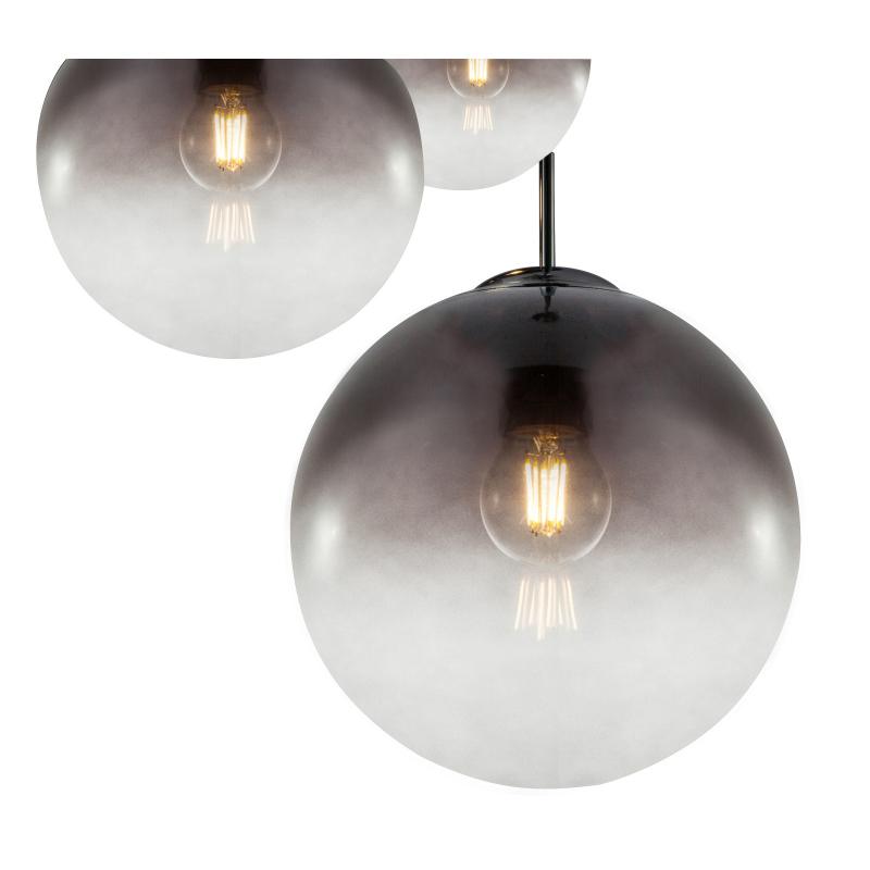 GLOBO VARUS 15861-3 Závesné svietidlo