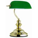 GLOBO ANTIQUE 2491 Stolová lampa
