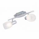 GLOBO CYCLONE 54917-2 Bodové svietidlo