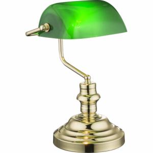 GLOBO ANTIQUE 2491K Stolová lampa