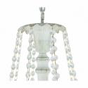GLOBO ASHA 64130-8W Závesné svietidlo