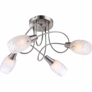 GLOBO FLORITA 54984-4D Lampa sufitowa