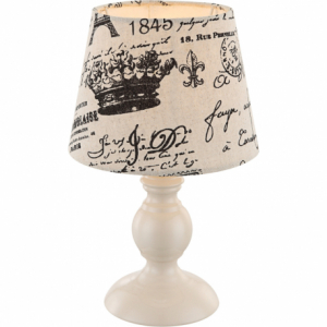 GLOBO METALIC 21692 Stolní lampa