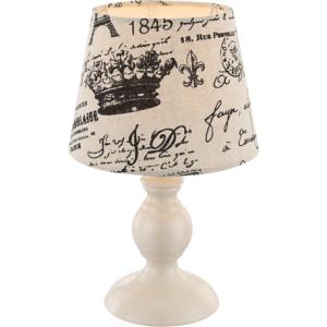 GLOBO METALIC 21692 Stolová lampa