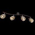 GLOBO INDIANA 54357-4 Bodové svietidlo
