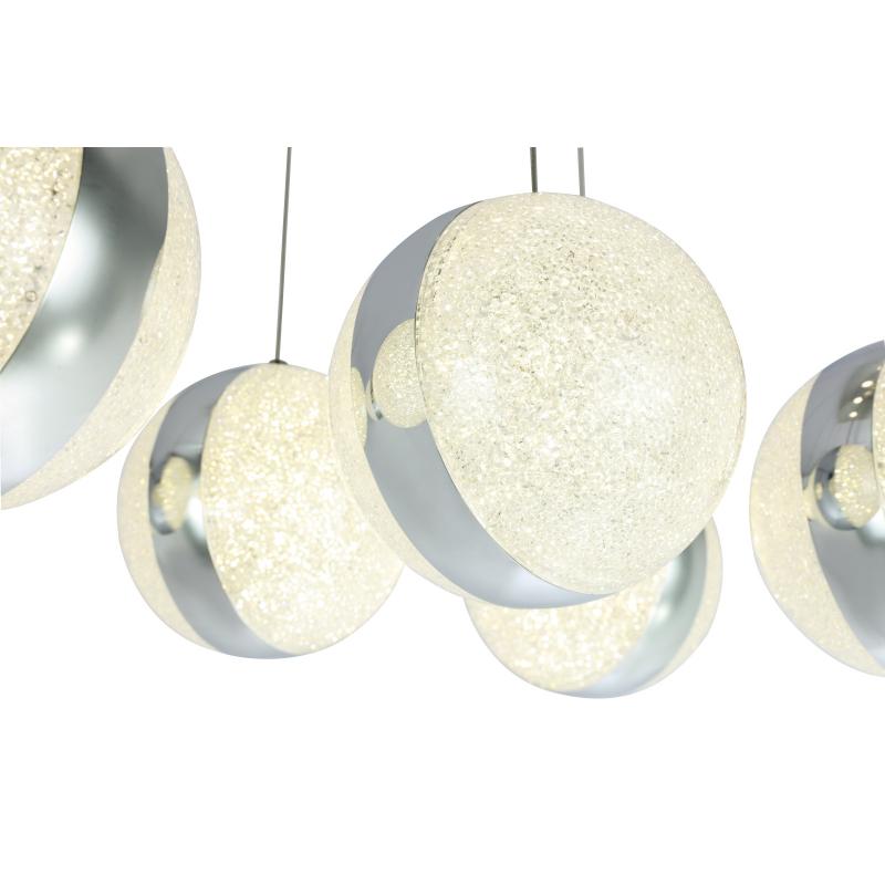 GLOBO TOBIAS 56007-10H Závesné svietidlo