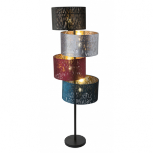 GLOBO TICON 15266S3 Lampa podłogowa