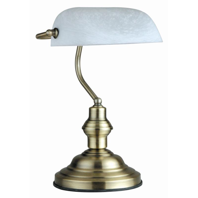 GLOBO ANTIQUE 2492 Stolová lampa