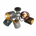 GLOBO TICON 15266-5D Stropné svietidlo