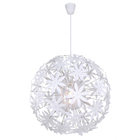 Globo 15024 Závesné svietidlo biele