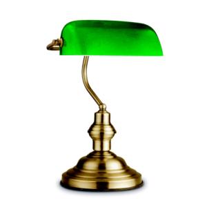 GLOBO ANTIQUE I 24934 Stolová lampa