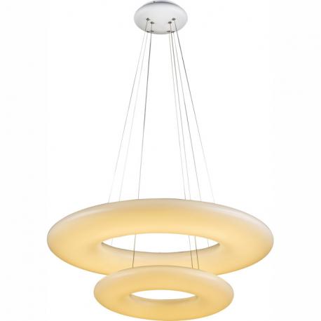 Globo 42506-104H Závesná lampa biela