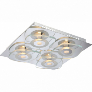 GLOBO ZARIMA 41710-4 Mennyezeti lámpa