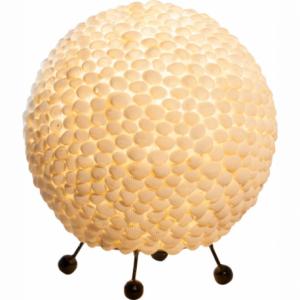 GLOBO BALI 25833 Stolová lampa