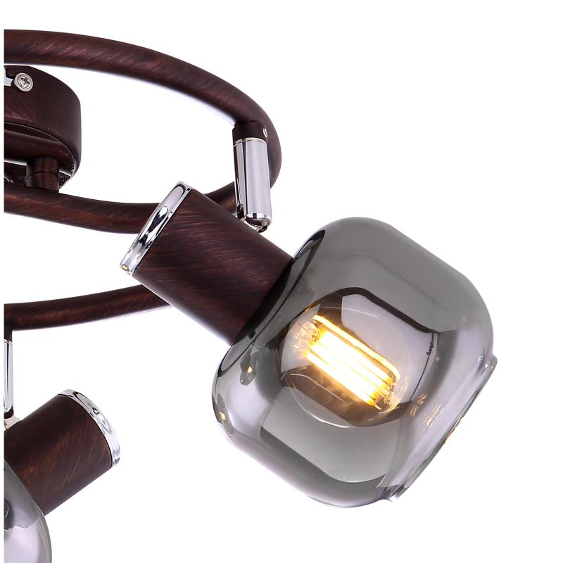 GLOBO PALLO 54303-3 Bodové svietidlo