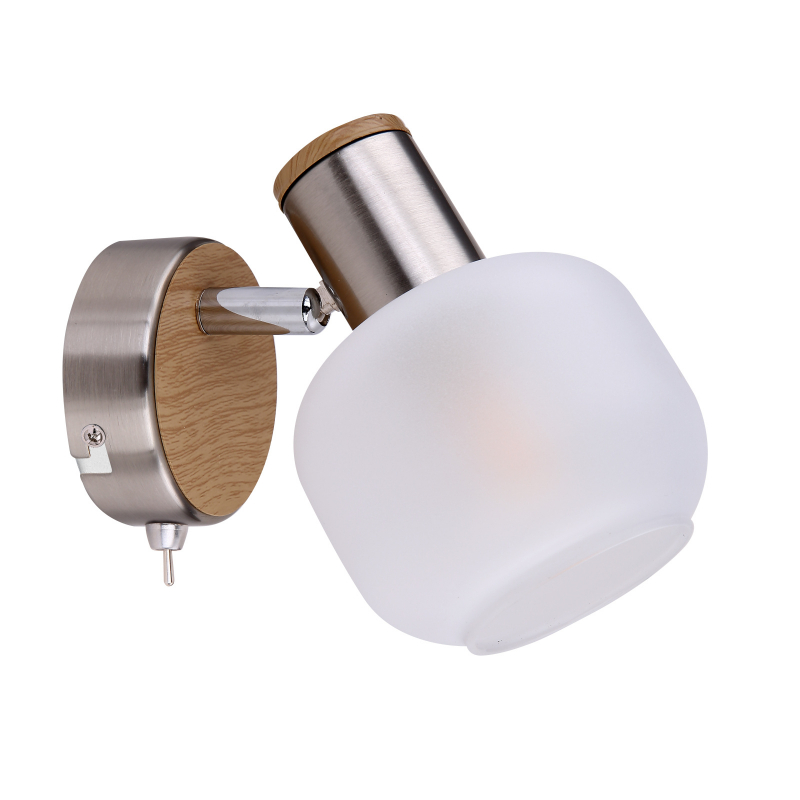 GLOBO LOGGI 54302-1 Bodové svietidlo