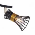 GLOBO PURRA 54814-2 Bodové svítidlo