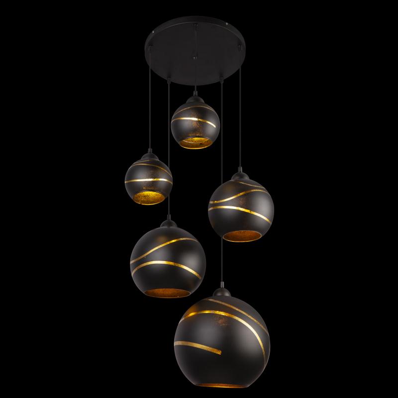 GLOBO LOMMY 54005-5H Závesné svietidlo