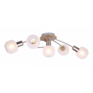 GLOBO LOGGI 54302-5 Stropné svietidlo
