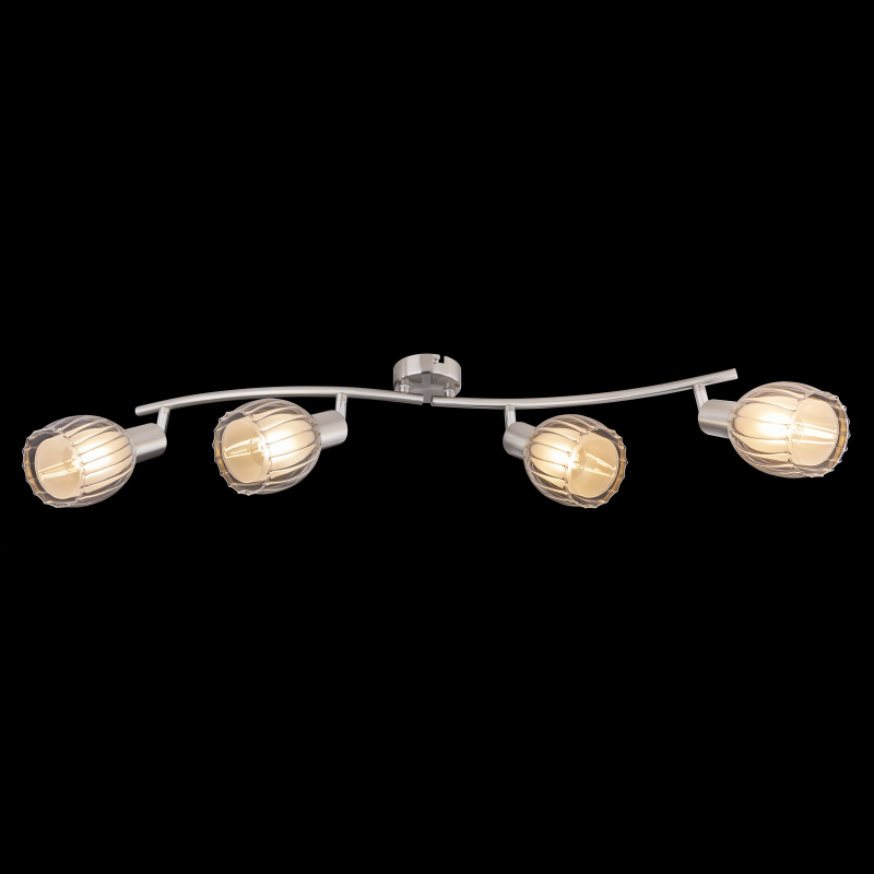 GLOBO ROSSO 54988-4 Stropné svietidlo