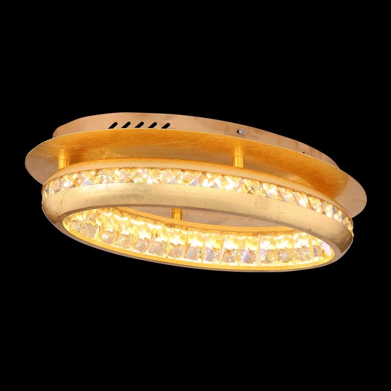 GLOBO HOMMI 67096-18G Stropné svietidlo