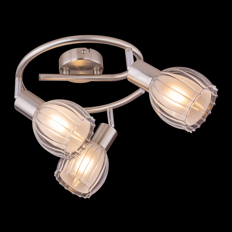 GLOBO ROSSO 54988-3 Bodové svietidlo