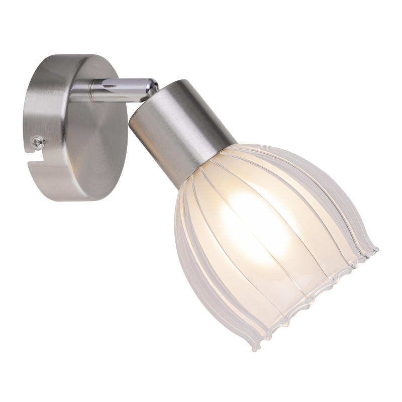 GLOBO ROSSO 54988-1 Nástenné svietidlo