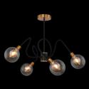 GLOBO EDDY 56010-4 Závesné svietidlo