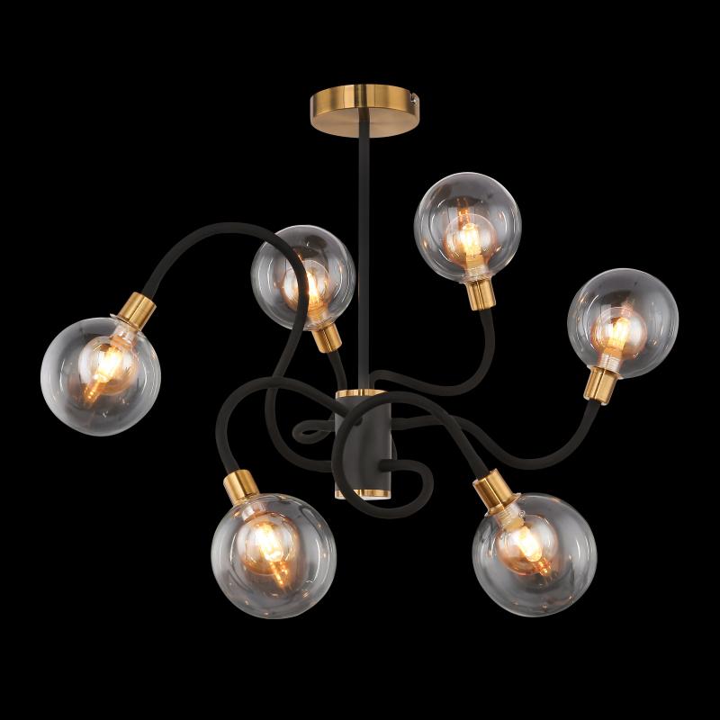 GLOBO EDDY 56010-6 Závesné svietidlo