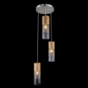 GLOBO WEMMO 15908-3G Závesné svietidlo