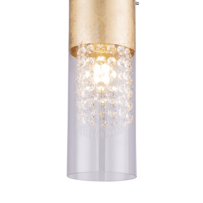 GLOBO WEMMO 15908-1G Závesné svietidlo