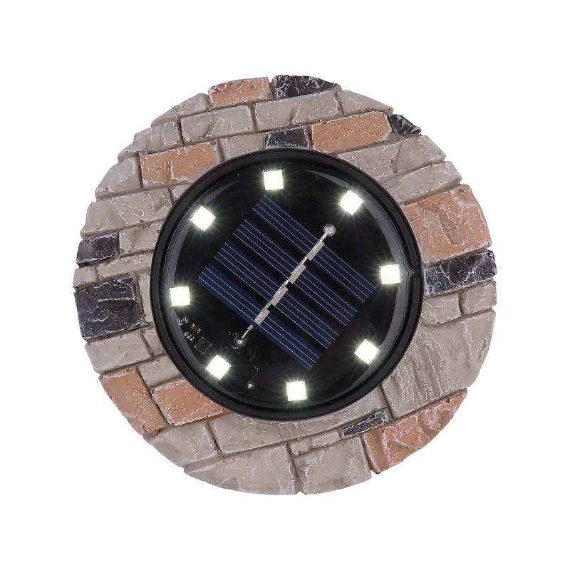 GLOBO SOLAR 33414S-4 Solárne svietidlo