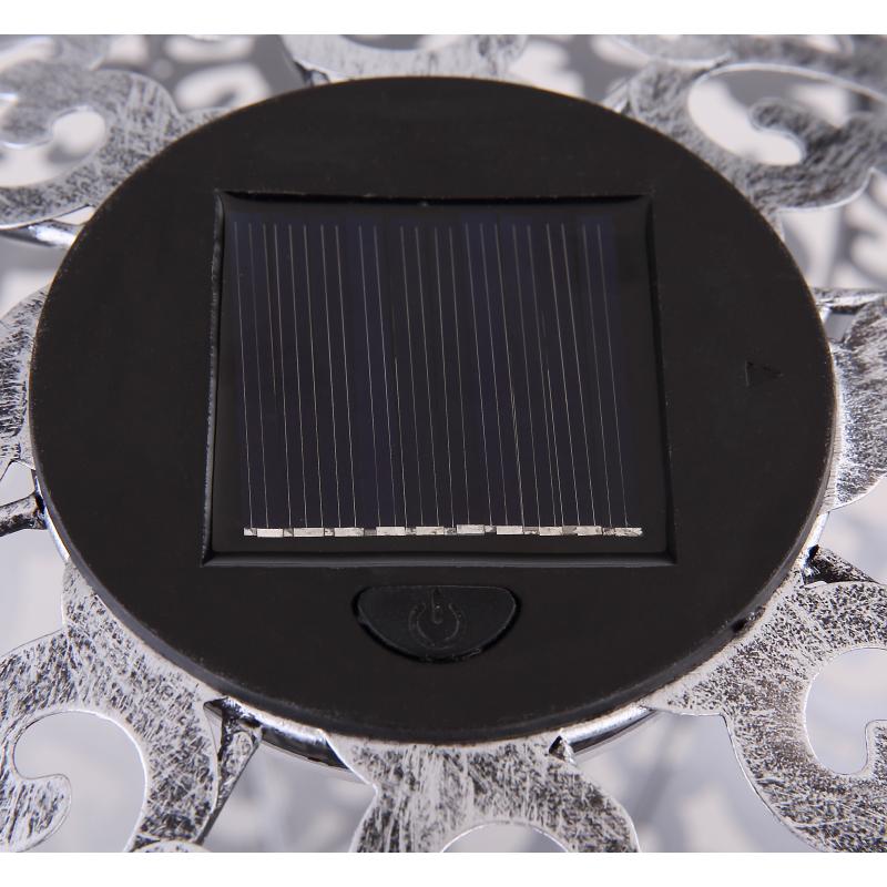 GLOBO SOLAR 33744S Solárne svietidlo