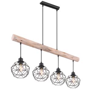 GLOBO THEODOR 15416-4 Lampa wisząca