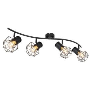 GLOBO PRISKA 54017-4 Spot lámpa