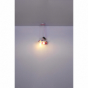 GLOBO KITA 15728 Závesné svietidlo