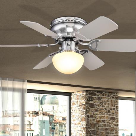 Globo 0307WE Stropný ventilátor