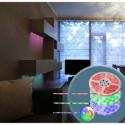GLOBO LED BAND 38990 Dekoratívne svietidlo