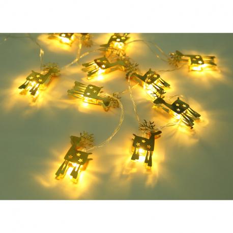 Globo 29909-10 LED svetelná reťaz