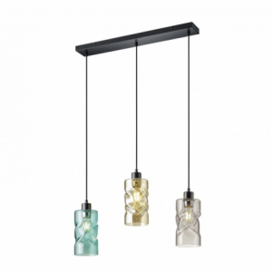 TRIO R30533017 SWIRL Lampa wisząca