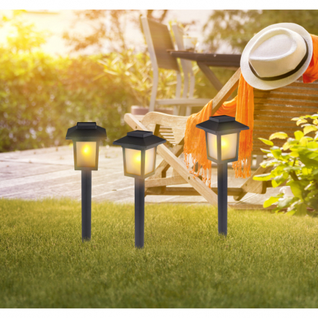 Globo 33577-3 Solárne svietidlo