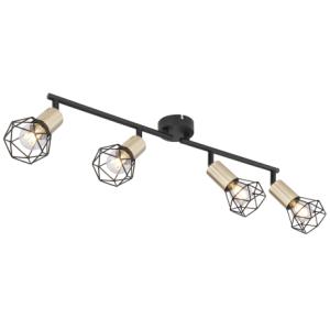 GLOBO XARA I 54802S-4AB Mennyezeti lámpa